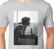 True Detective : Take Off Your Mask Unisex T-Shirt