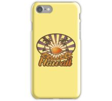 Hawaii Paradise Surf Beach iPhone Case/Skin