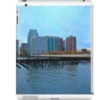 Lower Jersey City Newport ! iPad Case/Skin