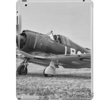Boomerang in Black and White iPad Case/Skin