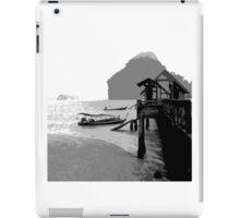 Behind Bond Island iPad Case/Skin