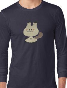A charming, wigglin' boy Long Sleeve T-Shirt