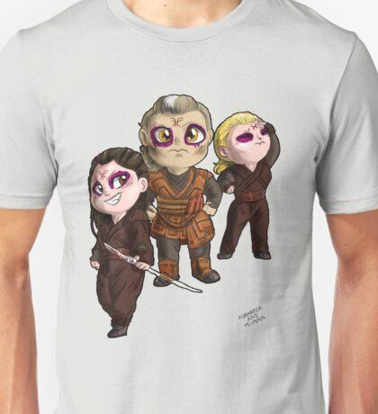 Doctor Strange - Kaecilius and two zealots Unisex T-Shirt