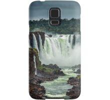 Iguaza Falls - No. 5 Samsung Galaxy Case/Skin