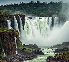 Iguaza Falls - No. 5 by photograham