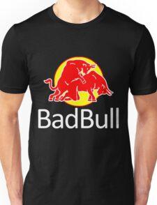 funny bad animal bull Unisex T-Shirt