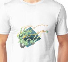 Mega Evolution Rayquaza Unisex T-Shirt
