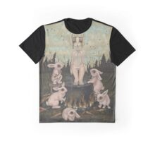 Rabbit Stew Graphic T-Shirt