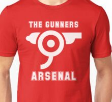 The Gunners - Arsenal Unisex T-Shirt