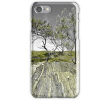 Moonee Beach Nature Reserve iPhone Case/Skin