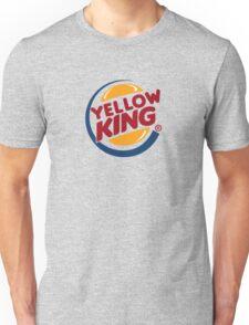 Yellow King Logo 2 Unisex T-Shirt