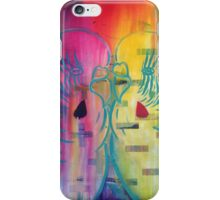 Opposites Attract iPhone Case/Skin