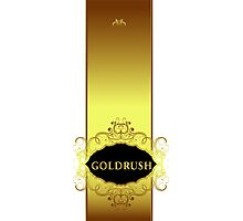 Gold Rush Photographic Print