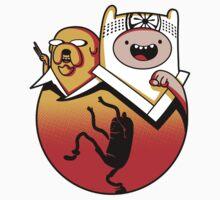 Karate Time (sticker) by Olipop