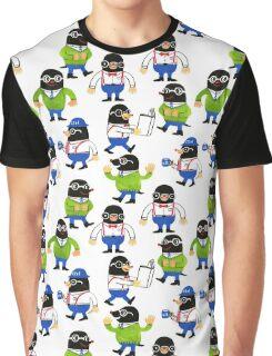 Mole Graphic T-Shirt