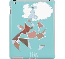 Leak iPad Case/Skin