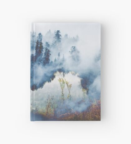 Fog Hardcover Journal