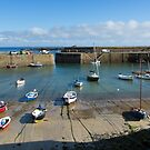 Mousehole by Mike Honour