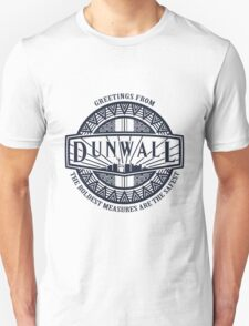 Greetings from Dunwall (sticker) Unisex T-Shirt