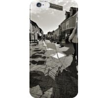 The View From My Pint iPhone Case/Skin