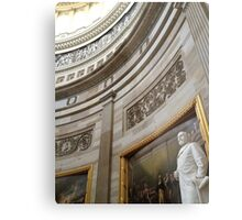 Washington DC Metal Print
