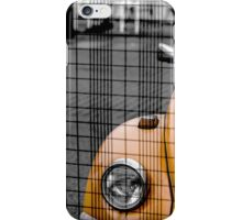 Caged Beast iPhone Case/Skin