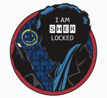 Detective Sherlocked (sticker) by Olipop