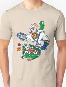 Groovy-Os Cereal (sticker) Unisex T-Shirt