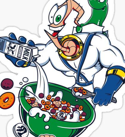 Groovy-Os Cereal (sticker) Sticker