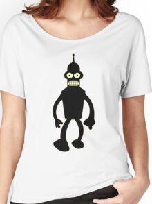 Bender - Futurama Women's Relaxed Fit T-Shirt