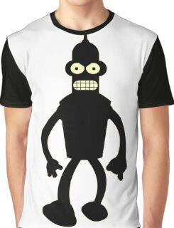 Bender - Futurama Graphic T-Shirt