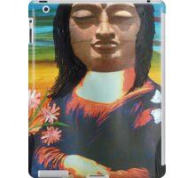 Buddha Lisa iPad Case/Skin