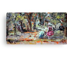 Black's Walk Reserve Canvas Print