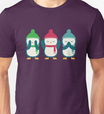 No Evil In Holiday Unisex T-Shirt