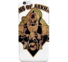 Son of Arkham - Wrestler iPhone Case/Skin