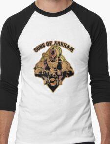 Son of Arkham - Wrestler Men's Baseball ¾ T-Shirt