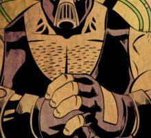 Son of Arkham - Wrestler Sticker