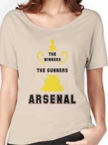 Asenal FC - The Gunners - goners Women's Relaxed Fit T-Shirt