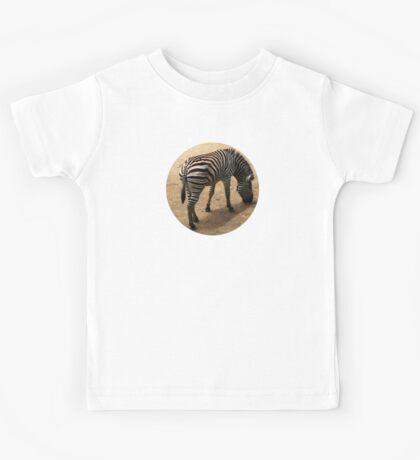 Zebra Butt Kids Tee