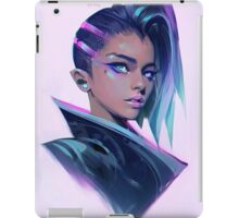 Sombra Portrait iPad Case/Skin