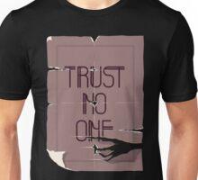 Trust No One Unisex T-Shirt