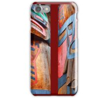 TOTEM DIPTYCH iPhone Case/Skin