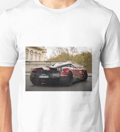 Pagani Huayra Tempesta Unisex T-Shirt