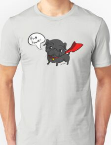 'Super' Cute Pug  Unisex T-Shirt