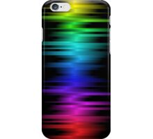 Beats Drop; Abstract Digital Vector Art iPhone Case/Skin