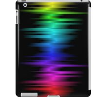 Beats Drop; Abstract Digital Vector Art iPad Case/Skin