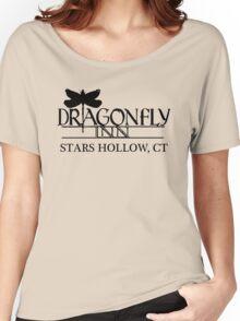 Dragonfly Inn shirt - Gilmore Girls, Stars Hollow, Lorelai, Rory Women's Relaxed Fit T-Shirt