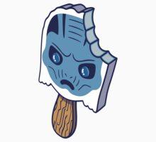 Ice Walker (sticker) by Olipop