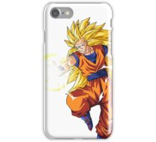 Goku Super Saiyan n°3 iPhone Case/Skin