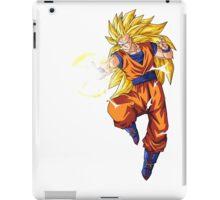 Goku Super Saiyan n°3 iPad Case/Skin